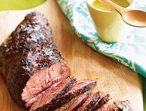 "California-Style Grilled Tri-Tip or ""Santa Maria"" Steak"