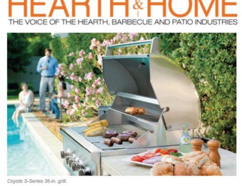 Hearth & Home Magazine: A Howling Success