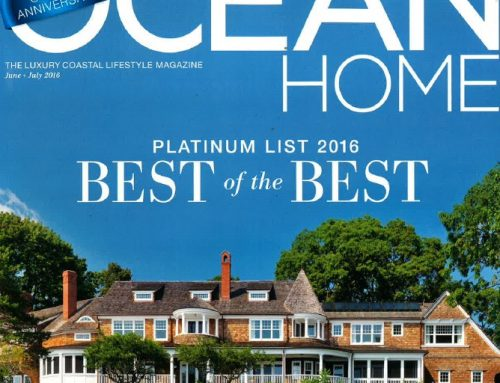 Ocean Home Magazine: Best of the Best