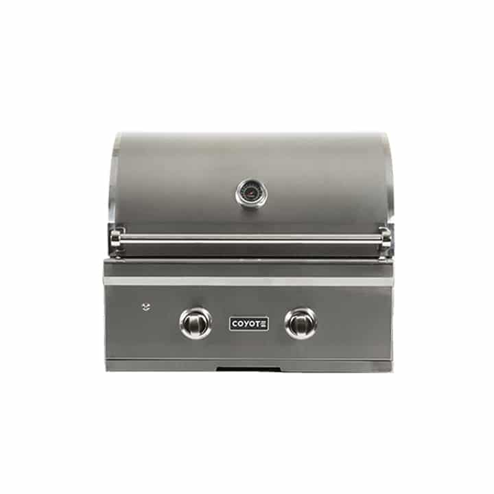 28 C Series Built In Grill Coyote Outdoor Living