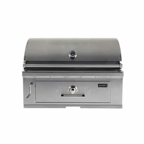 Coyote 36-Inch Charcoal Grill