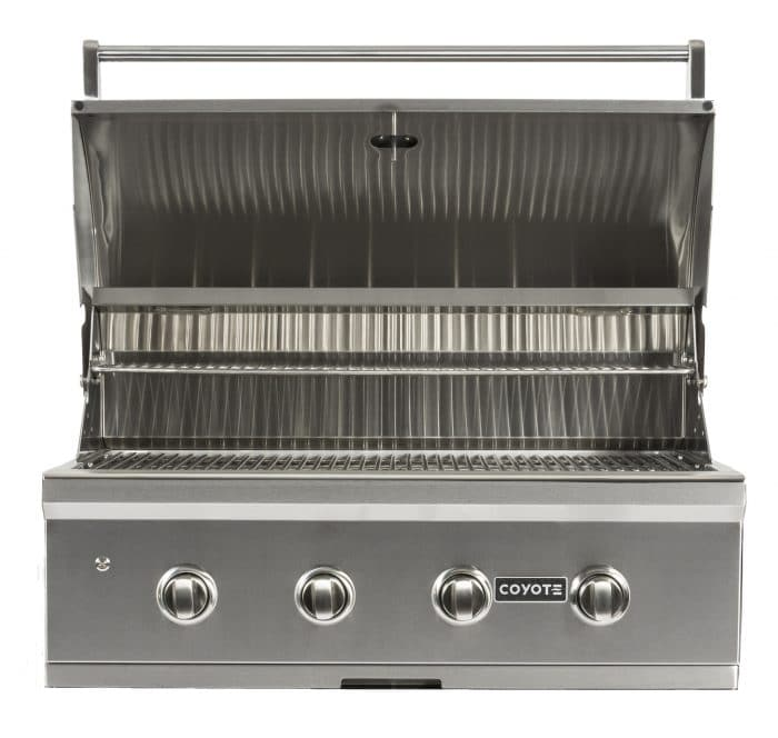 "ARCHIVED/OLDER MODEL: 36"" C-Series Grill (Model: C1C36 NG/LP)"