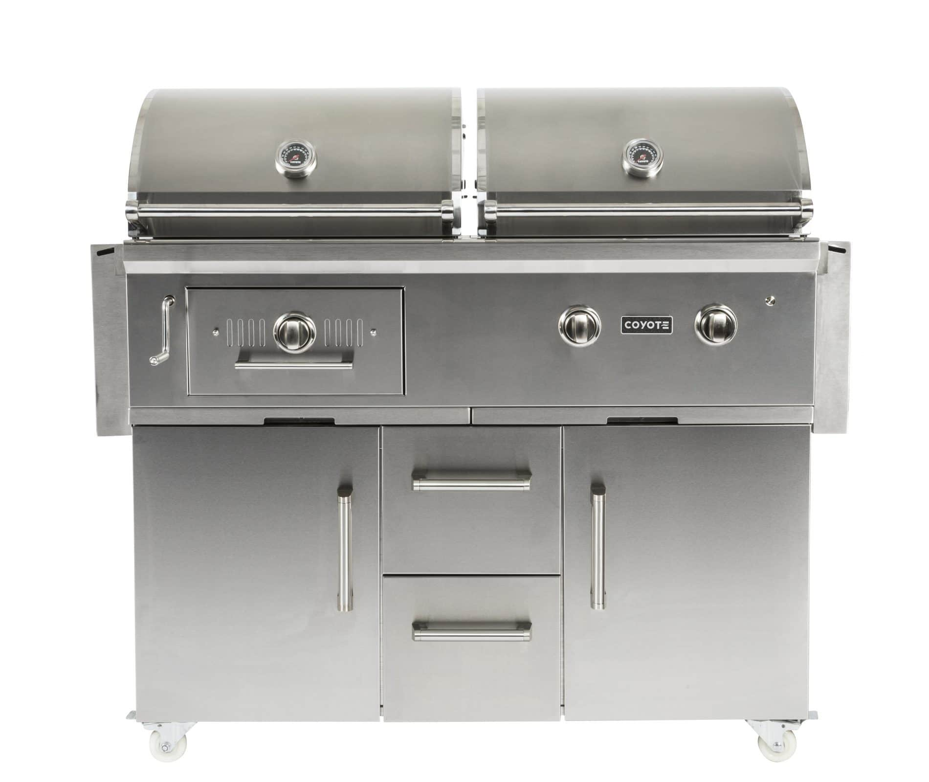 "50"" Hybrid Grill (Model: C1HY50 LP/NG)"