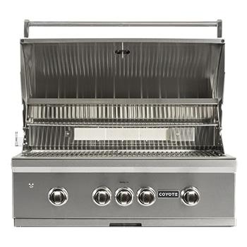 "ARCHIVED/OLDER MODEL: 36"" S-Series Grill (Model: C1SL36 LP/NG)"