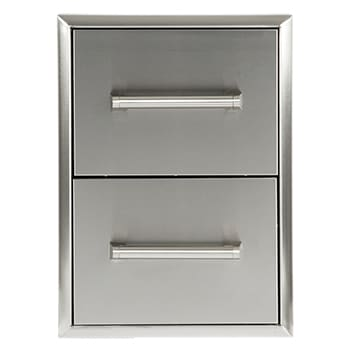 Two Drawer Cabinet (Model: C2DC)