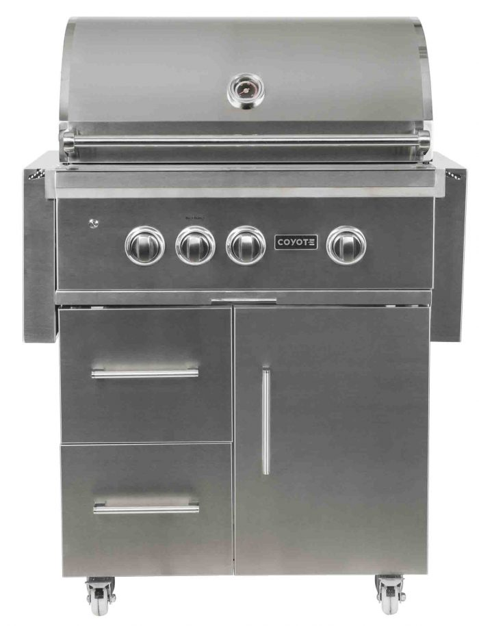 "30"" S-Series Grill (Model: C2SL30 NG/LP -FS)"