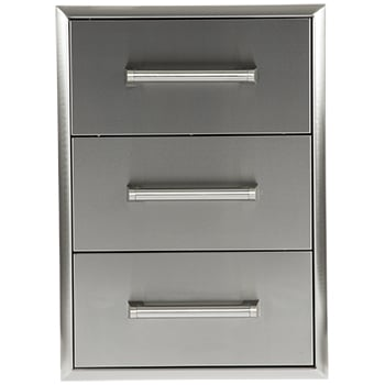 Three Drawer Cabinet (Model: C3DC)