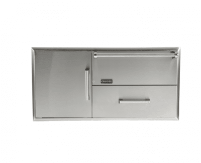 Combination Storage: Warming Drawer & Access Doors (Model: CCD-WD)