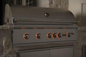 "ARCHIVED/OLDER MODEL: 42"" S-Series Grill (Model: C1SL42 LP/NG)"