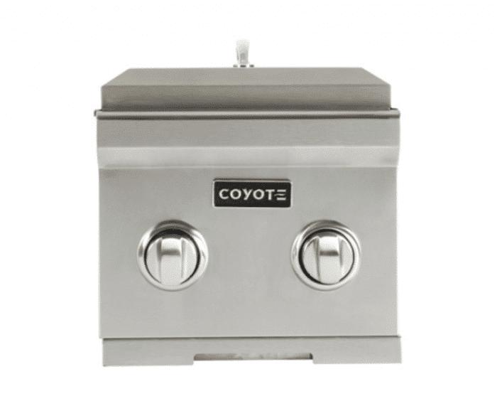 Double Side Burner (Model: C1DB LP/NG)