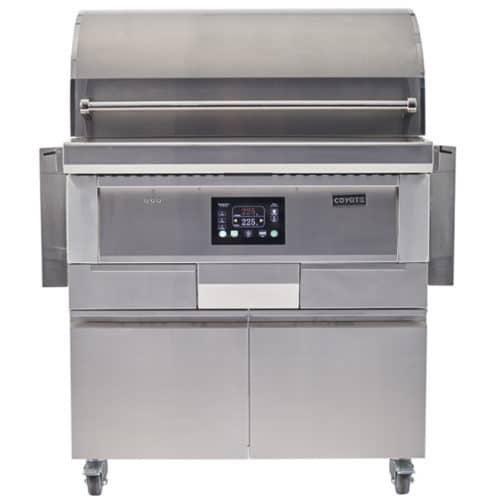 Coyote 36-Inch Freestanding Pellet Grill
