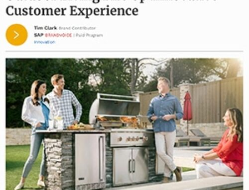 Coyote Outdoor Pellet Grill Featured in Forbes