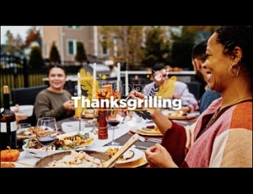 Happy Thanksgrilling from Coyote Outdoor