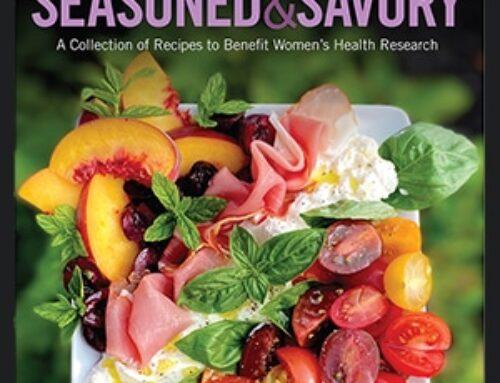 Seasoned & Savory Cookbook Featured on CBS Pittsburgh