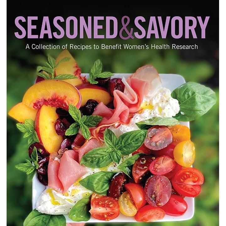 Seasoned & Savory Cookbook