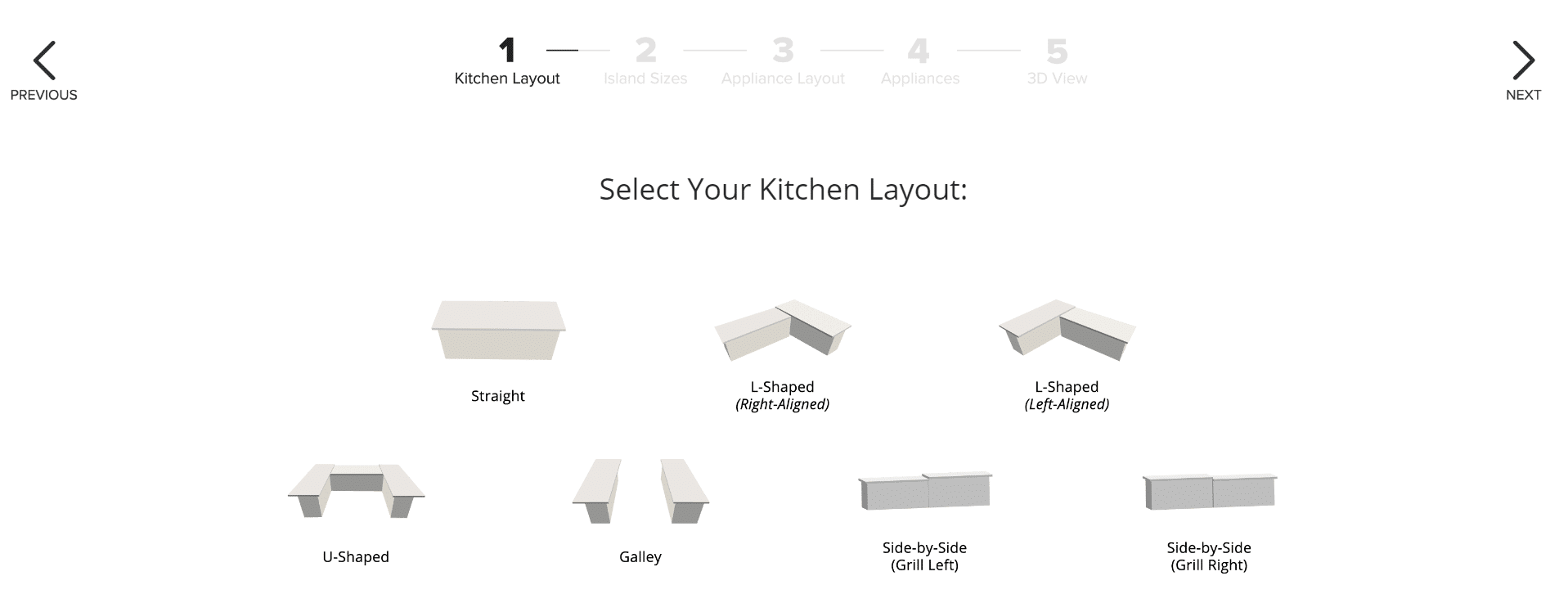 Create Outdoor Kitchen Designs In 5 Easy Steps Coyote Outdoor Living