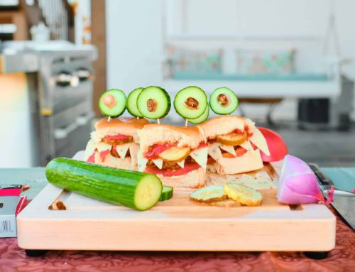 Festive Fall Creations from the Grill